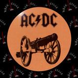 Значок AC/DC 10