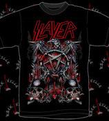 Футболка Slayer 7