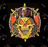 Нашивка катаная Slayer 2