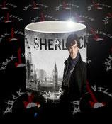 Кружка Sherlock 1