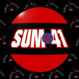 Значок Sum 41 5