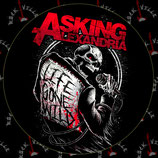 Наклейка Asking Alexandria 2