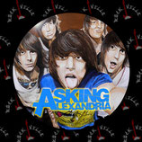 Значок Asking Alexandria 9