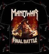 Футболка Manowar 2
