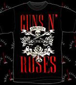 Футболка Guns'n'Roses 7