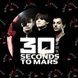 Значок 30 Seconds To Mars 15