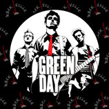 Значок Green Day 7