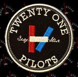 Нашивка Twenty One Pilots