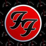 Значок Foo Fighters 2