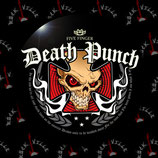 Значок Five Finger Death Punch 1