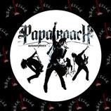Значок Papa Roach 3