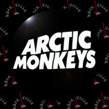 Значок Arctic Monkeys 4
