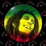 Значок Bob Marley 1