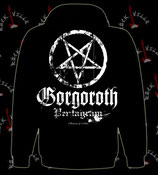Толстовка на молнии Gorgoroth