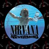 Значок Nirvana 16