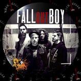 Значок большой Fall Out Boy 1