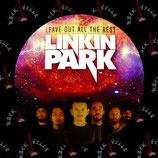 Значок Linkin Park 8