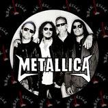 Значок Metallica 13