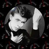 Значок David Bowie 6