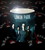 Кружка Linkin Park 2