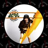 Значок AC/DC 13