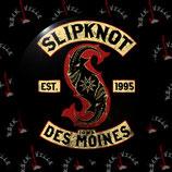 Значок Slipknot 16
