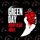 Значок Green Day 3