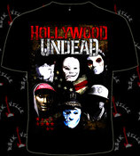 Футболка Hollywood Undead 3