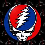 Значок Grateful Dead 1