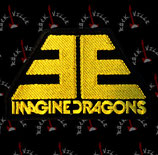 Нашивка Imagine Dragons 1