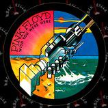 Наклейка Pink Floyd 3