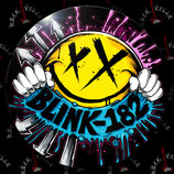 Значок большой Blink182 2