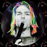 Наклейка Nirvana 7