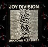 Нашивка катаная Joy Division