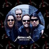 Значок Metallica 11
