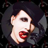 Наклейка Marilyn Manson 2