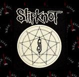 Нашивка катаная Slipknot 2