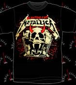 Футболка Metallica 15