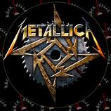 Наклейка Metallica 4