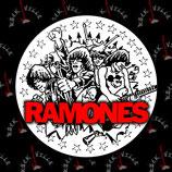 Значок Ramones 2