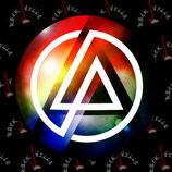 Значок Linkin Park 4