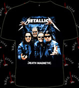 Футболка Metallica 5