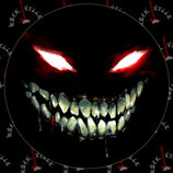 Наклейка Disturbed 2