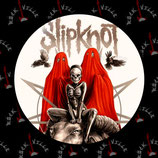 Значок Slipknot 19