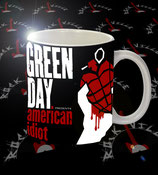 Кружка Green Day 1