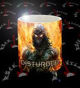 Кружка Disturbed 3