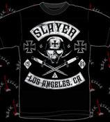 Футболка Slayer 9