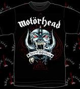 Футболка Motorhead 8