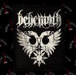 Нашивка катаная Behemoth