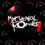 Значок My Chemical Romance 8